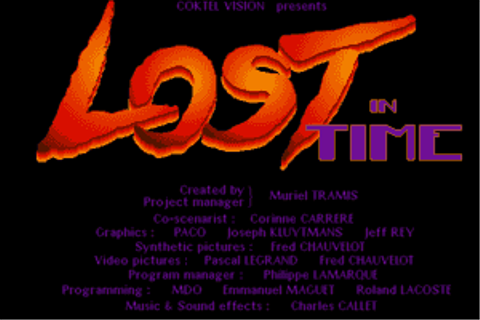 Download Lost in Time - My Abandonware