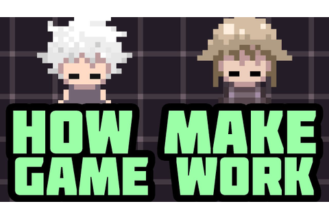RPG Maker Game Troubleshooting - YouTube