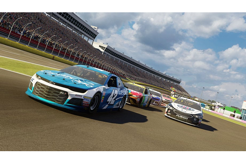 704Games Announces details, cover for NASCAR Heat 3 ...