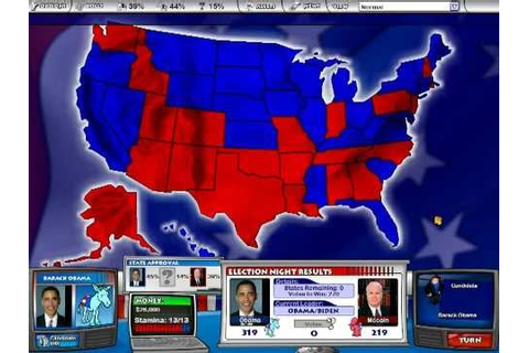 2008 Presidential Campaign (Political Machine 2004) - YouTube