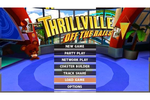 Thrillville Off The Rails PSP ISO | Free Download Game & Apk