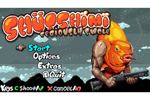 Shutshimi Review for PlayStation 4 (2015) - Defunct Games