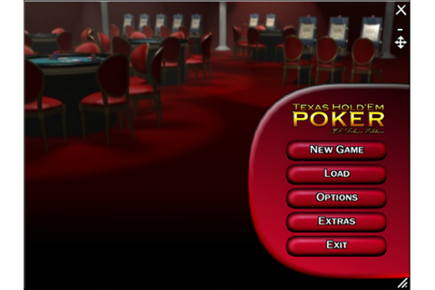 Free Download Texas Hold'em Poker Offline version games 3D ...