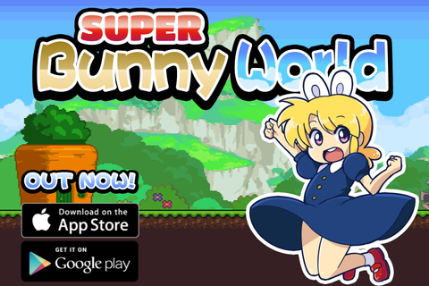Super Bunny World Web, Mobile, iOS, iPad, Android, Metro ...