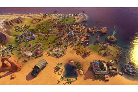 Sid Meier's Civilization VI: Rise and Fall [Clé CD Steam ...