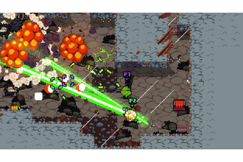 Nuclear Throne review | PC Gamer