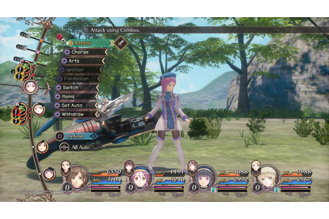 New Games: DARK ROSE VALKYRIE (PlayStation 4) | The ...