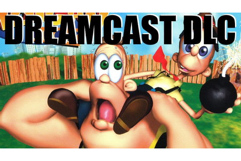Dreamcast DLC: Floigan Bros. Episode 1 - YouTube