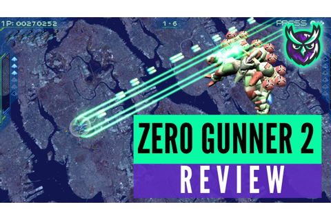 Zero Gunner 2 Nintendo Switch Review - YouTube