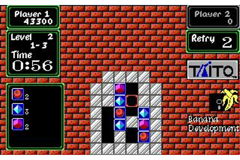 Puzznic Download (1990 Puzzle Game)