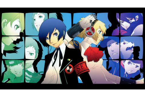 Shin Megami Tensei Persona 3 – PS4Wallpapers.com