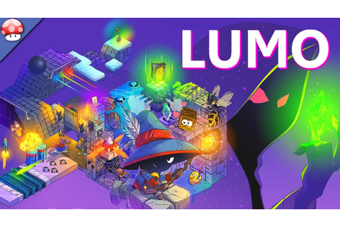 Lumo Gameplay (PC HD) - YouTube