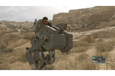 Metal Gear Solid V Gets Tons of Info on Gameplay, Graphics ...