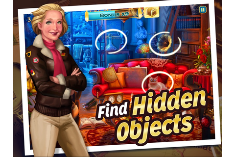 Pearl's Peril: Hidden Objects by wooga