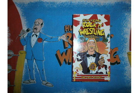 Someone Bought This: Hulk Hogan's Rock 'n' Wrestling bed ...