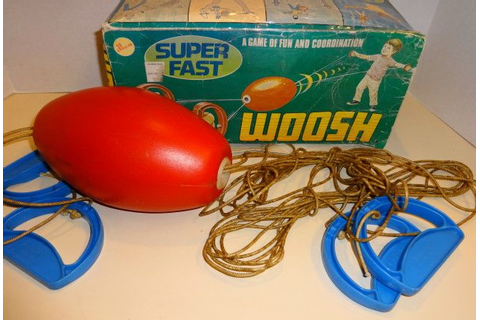 "Illco ""Woosh"" game (the precursor to Pressman's Zoom Ball ..."