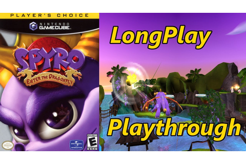Spyro: Enter the Dragonfly - Longplay Full Game ...