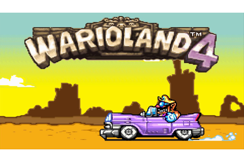Warioland 4 HD [ Intro Title Screen ] - YouTube