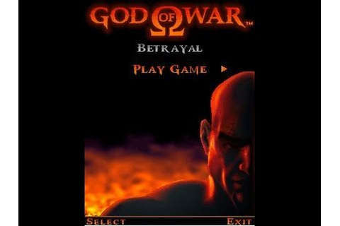 God Of War Betrayal GSM Java Mobile Game - YouTube