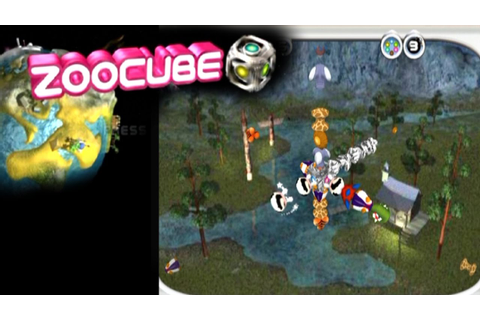 ZooCube ... (PS2) - YouTube