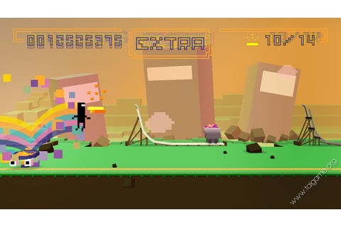 BIT.TRIP RUNNER - Download Free Full Games | Adventure games