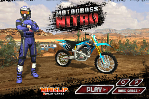 Motocross Nitro - Bike-games.co.uk