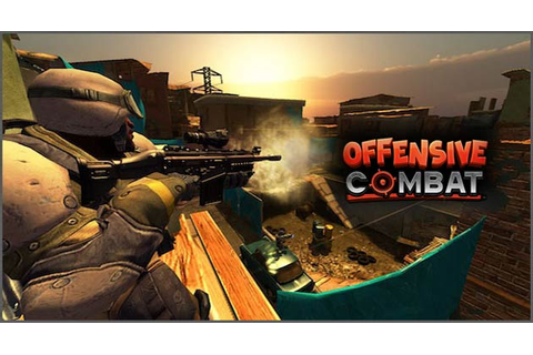 Offensive Combat Review - First Person Shooter in Your Browser