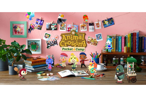 Animal Crossing: Pocket Camp | Smart device | Games | Nintendo