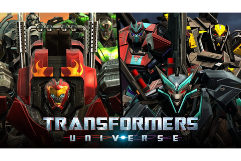 Transformers Universe Founders Program - YouTube