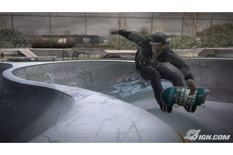 Tony Hawk's Proving Ground Screenshots, Pictures ...