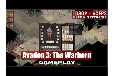 Steam Community :: Avadon 3: The Warborn