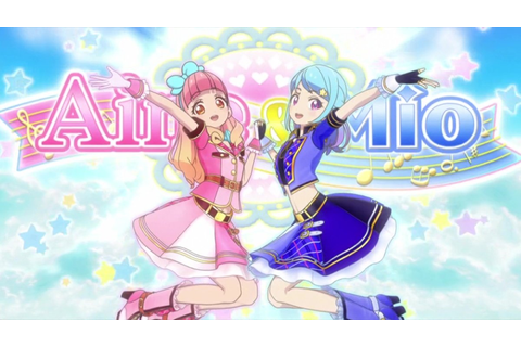 Aikatsu Friends! | Anime-Planet