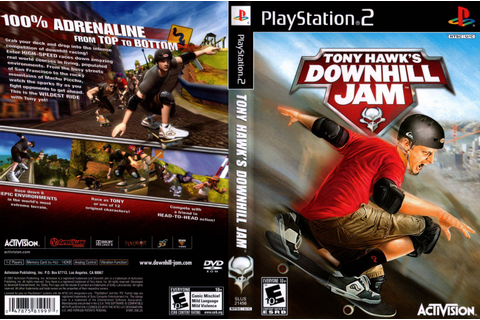 tony hawk's downhill jam||BEST SKATING GAME EVER ...