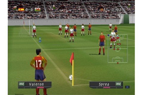 WORLD SOCCER WINNING ELEVEN 2002 - (NTSC-J)