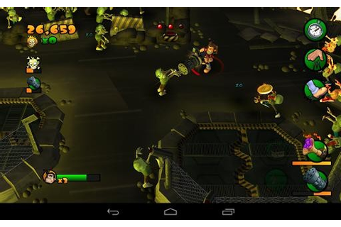 Burn Zombie Burn - Download android game