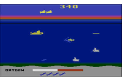 Seaquest (video game) - Wikipedia