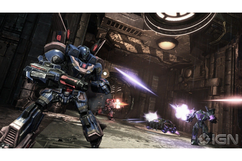 Transformers: War for Cybertron Screenshots, Pictures ...