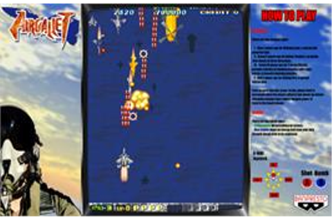 Air Gallet - Arcade - Games Database