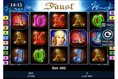 Faust Slot Machine - Play Free Demo Version Online