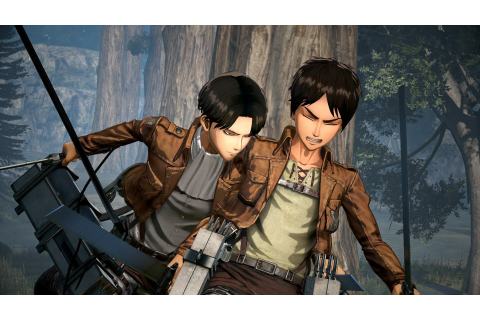 Attack on Titan 2 System Requirements, Screenshots and ...