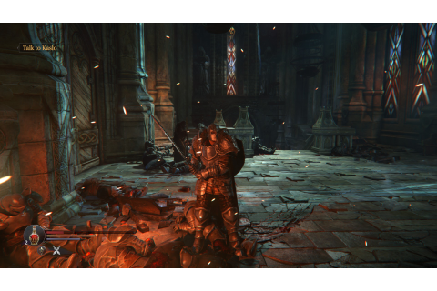 Lords of the Fallen PC vs PS4 Screenshot Comparison: GTX ...