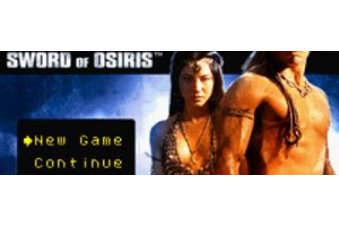 Scorpion King The Sword of Osiris GBA Rom - Download Game ...