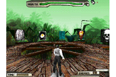 Soultrap Download (1996 Arcade action Game)