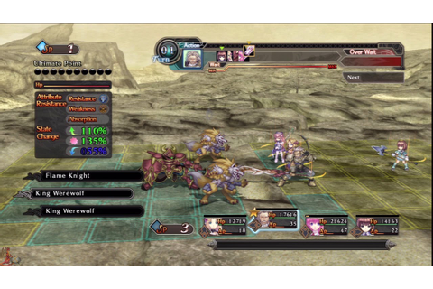 Dream Games: Agarest Generations of War 2