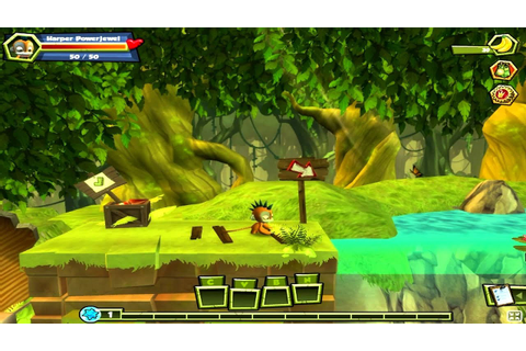 [HD 1080p] Monkey Quest (Trailer+Gameplay) - YouTube