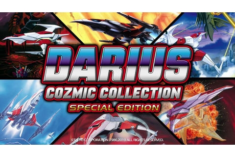 Darius Cozmic Collection (Switch/PS4) | A Quick Look ...