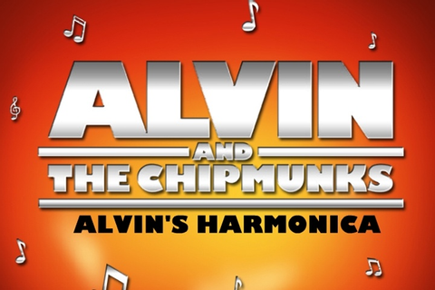 Alvin And The Chipmunks - Alvins Harmonica Game - Music ...