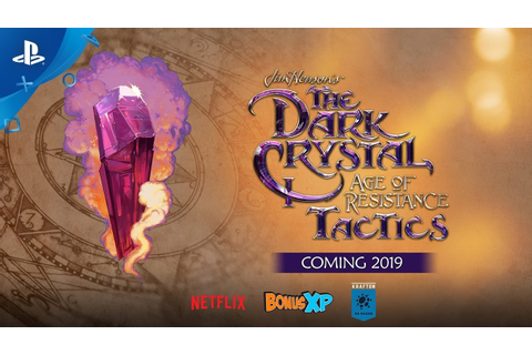 The Dark Crystal: Age of Resistance Tactics - E3 2019 ...