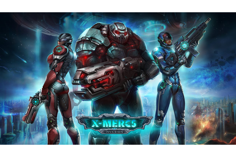 X-Mercs (by Game Insight) - iOS - HD Gameplay Trailer ...
