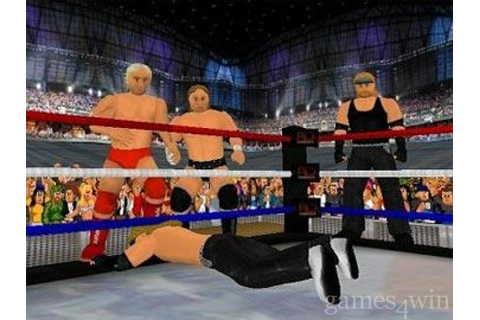 Wrestling Encore Download on Games4Win